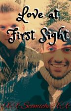 Love At First Sight by -X-X-Scomiche-X-X-