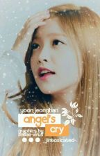 angel's cry → jeonghan by jintoxicated-