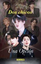 Dos Chicos Una Opción(Yoonmin) by ChicaKpop