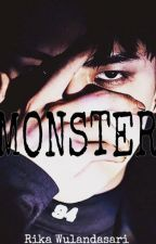 MONSTER [Sehun EXO Fanfiction] by bluedreamer16