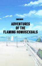 Adventures of the Flaming Homosexuals.  by emoEmuu