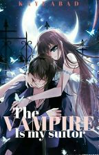 The Vampire Is My Suitor by KayeAbad_