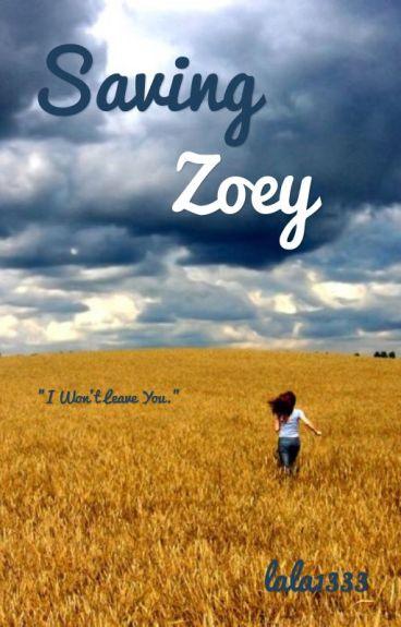 Saving Zoey (book 1)