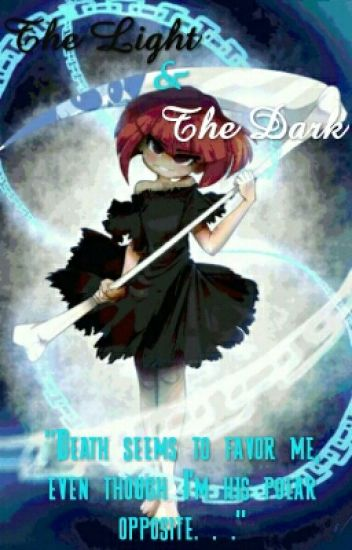 The Light & The Dark (Reapertale!Sans X Goddess!Reader) {Discontinued}