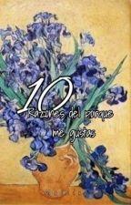 10 Razones del porque me gustas(Jicheol)  by 10Mabell