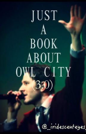 Just A Book About Owl City (3 0) - Waving Through A Window