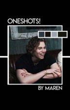 oneshots & imagines || carziger  by thisisreallymaren