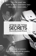 Secrets [Levi Ackerman x Reader] by BlackBlizzardTomas