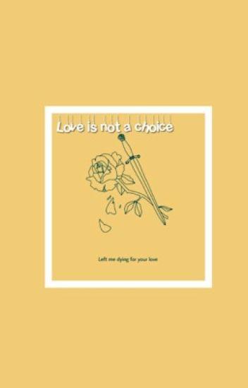 Love Is Not A Choice  // Markiplier X Reader