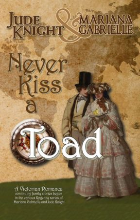 Never Kiss a Toad by JudeKnight