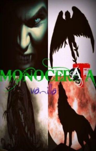 Monocerata  ~ (LGBT) ~ Based on Ancient / Greek Mythology (DISCONTINUED)