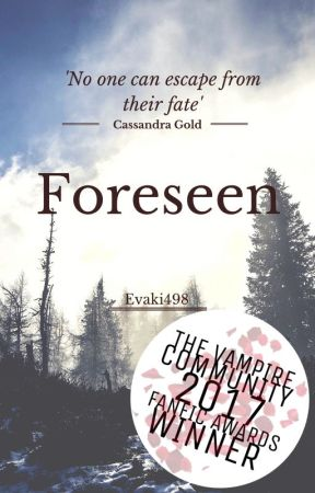 Foreseen [An Elijah Mikaelson Love Story] by evaki498