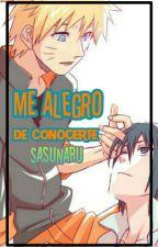 Me alegro de conocerte (SasuNaru) by narutokitsune_