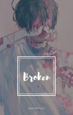 Broken || NamJin by SnoopySoo