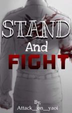 Stand And FIGHT! (ErwinXNile Smut)  by attack__on__yaoi