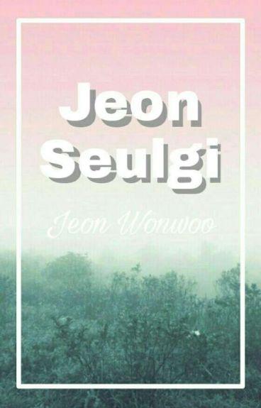Jeon Seulgi?    jeon wonwoo