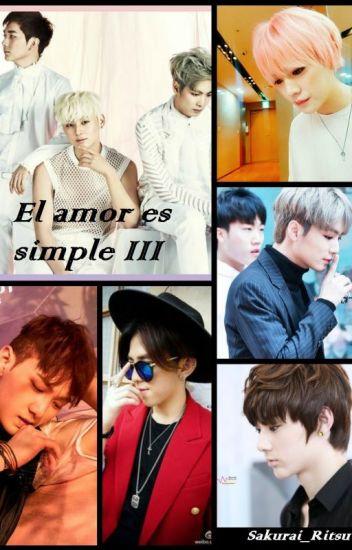 El Amor es simple III