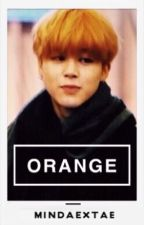 orange 'yoonmin [texting] by mindaextae