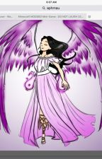 Aphmau: the Angel in high school by LaurmauAlliance2378