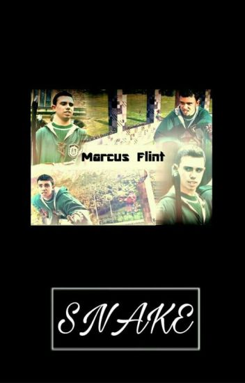 SNAKE [Marcus Flint] ♦ Harry Potter
