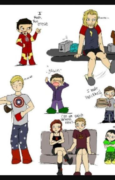 Avengers - Šílené textovky