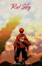 [Livai x Reader] Red Sky by Asuza_Chida
