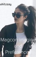 Magcon imagines and preferences  by bruhitzzay