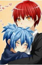 ( Karma X Nagisa) Gì thì gì, cưới nhau cái đã by Akakuro-Riren