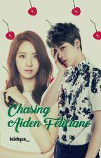 Chasing Aiden Feliciano|k.seokjin|(hiatus) by babehyun_