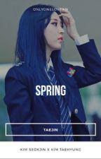 Spring | [Taejin] by onlyonelovejin