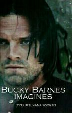Bucky Barnes Imagines by BubblyAnaRocks3
