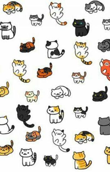neko atsume cat guide eightbit wattpad. Black Bedroom Furniture Sets. Home Design Ideas