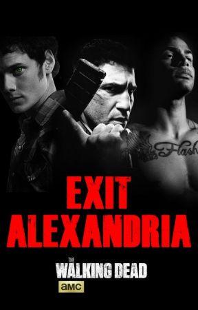 Exit Alexandria: Shane's Escape.  #wattys2017 #twd by TWDNegative