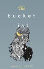The Bucket List  by applepie1912