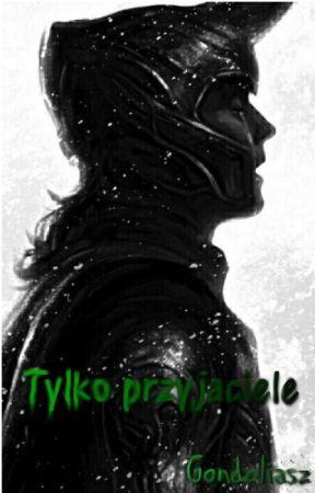 Tylko przyjaciele - Loki Laufeyson by Gondoliasz