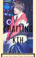 Chatting ; KTH by AfsheenFredella_