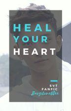 HEAL YOUR HEART   SVT Joshua by BaoziTonetCee