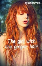 The Girl With The Ginger Hair BG by unicornce_af