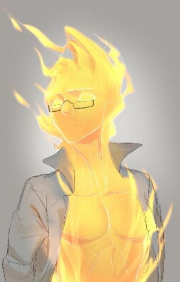 The Fiery Handsome Monster (Grillby X Reader)