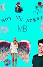 soy tu angel Mario Bautista (Terminada) by anahybautistagil_