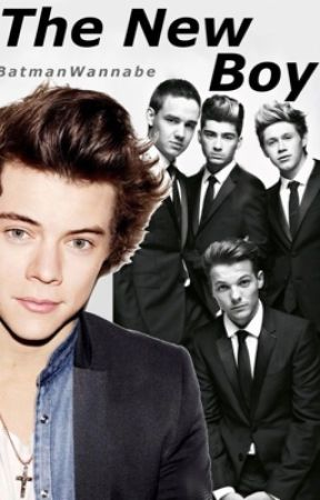 The New Boy // zianourry {Harry centric} by batmanwannabe