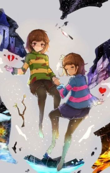Betty/Frisk/Chara x Reader Oneshots