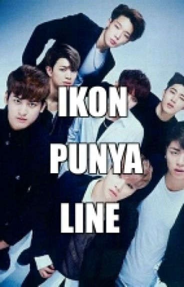 IKON PUNYA LINE
