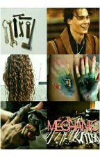 Mechanic || Johnny Depp by xcaztielx