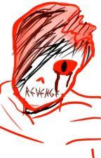 Revenge |  Horrortale Sans x Reader by forgotten_7