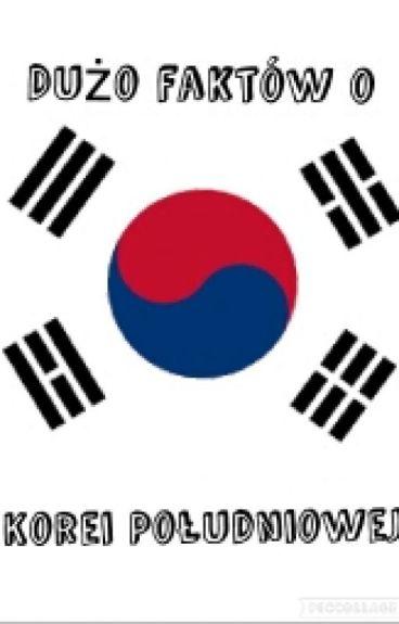 Dużo faktów o Korei Południowej