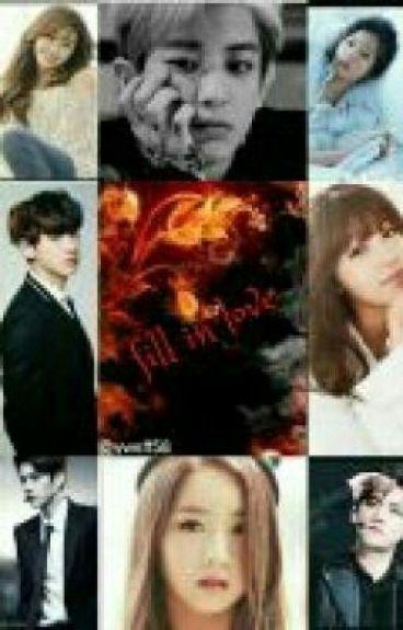 وقعنا في الحب♡fill in love