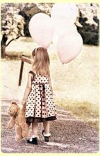 The girl with pink balloons by katieetossell
