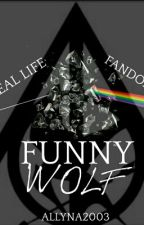 Funny Wolf by Allyna2003