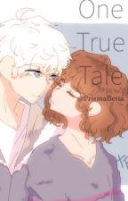 One True Tale (Sans X Frisk / Frisk X Sans) by PrismaBetta
